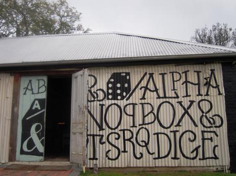 Alpha Box & Dice