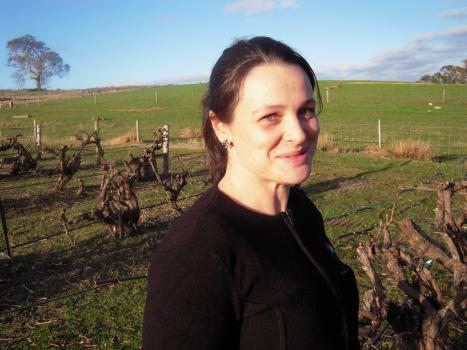 Elena Brooks Winemaker Dandelion and Cien y Pico