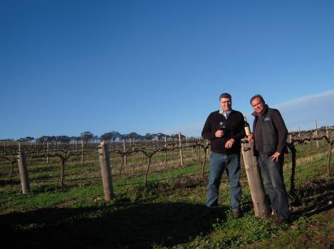 Filippo Pistone, Ricardo Castiblanco, Vision Wine Brands