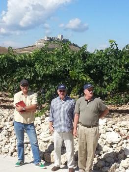 Robert Mazurkiewicz, winebob, Robert Jones, Jen Riis